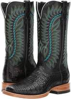 Ariat Relentless Gold Buckle Cowboy Boots