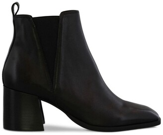 Tony Bianco Wynter Black Como Ankle Boot
