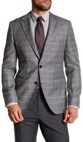 HUGO BOSS Jeen1 Virgin Wool Trim Fit Sport Coat