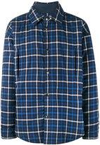 Balenciaga Peacoat overshirt
