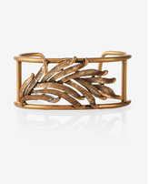 Express Leaf Open Cuff