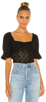 Free People Spring Fling Top