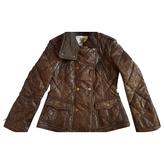 Burberry Python jacket