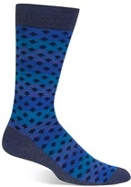 Hot Sox Diamond Stripe Socks