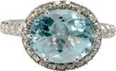 Lo Spazio Jewelry Lo Spazio Aqua Lucente Ring(H)