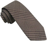 Haggar Plaid Wool Blend Tie