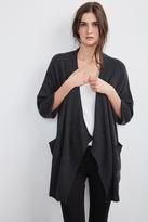 Vernie 3⁄4 Sleeve Cashmere Cardigan