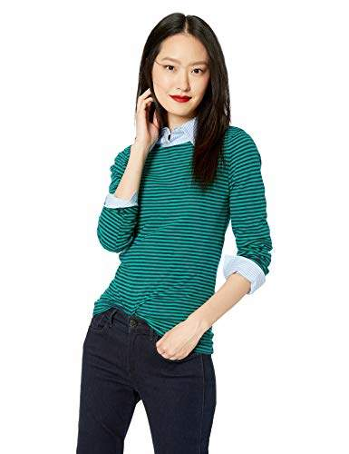 232d6713c85498 J.Crew Green Women's Longsleeve Tops - ShopStyle