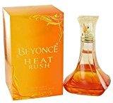 Beyonce Heat Rush by Eau De Toilette Spray 3.4 oz for Women - 100% Authentic