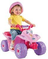 Fisher-Price Power Wheels Barbie Lil' Quad