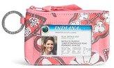 Vera Bradley Zip ID Case (Blush )