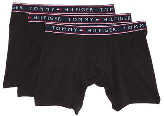 Tommy Hilfiger Stretch Boxer Briefs - Pack of 3