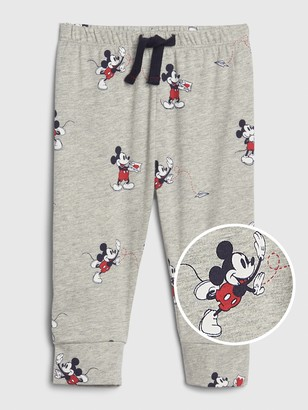 Disney babyGap   Mickey Mouse Pull-On Pants