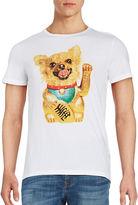 HUGO BOSS Dog Graphic Cotton Tee