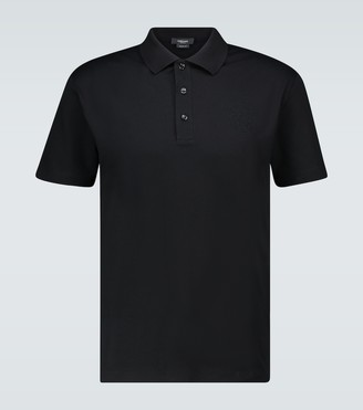 Versace Taylor fit polo shirt
