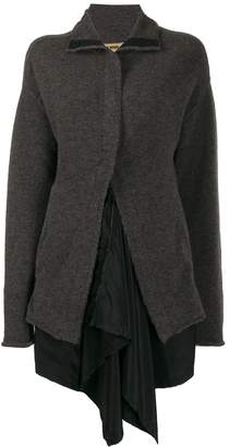 UMA WANG high-low hem cardigan