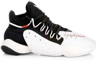 Y-3 B-Ball Core Chunky Sneakers