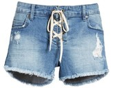 Billabong Women's Lite Hearted Denim Shorts