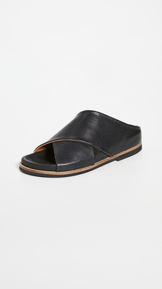 Ganni Flat Slides