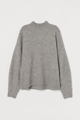 H&M Fine-knit turtleneck jumper