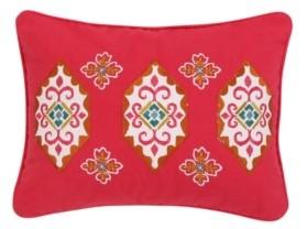 "Levtex Tangier 14"" x 18"" Medallion Decorative Pillow"