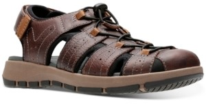 Clarks Men's Brixby Cove Fisherman Sandals Men's Shoes