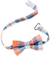 Osh Kosh Plaid Bow Tie
