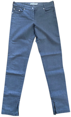 Christian Dior Grey Denim - Jeans Jeans