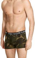 Polo Ralph Lauren Camo Jersey Boxer Brief