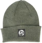 Paul Smith logo patch beanie