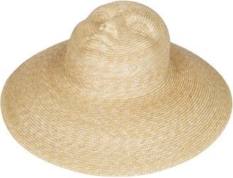 Flapper Natural Straw Hat
