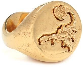 Alan Crocetti Hybrid ring