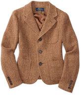 Ralph Lauren Herringbone Tweed Blazer