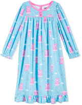 Komar Kids Peppa Pig Nightgown, Toddler Girls (2T-5T)