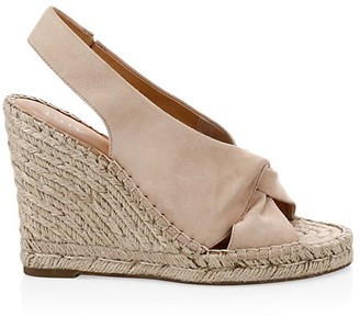 Joie Kaili Suede Espadrille Slingback Wedges