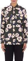 Marni Women's Floral Cotton Safari Shirt