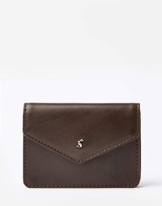 Joules Bailey Leather Envelope Coin Purse