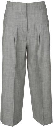 Ql2 QL2 Cropped Trousers