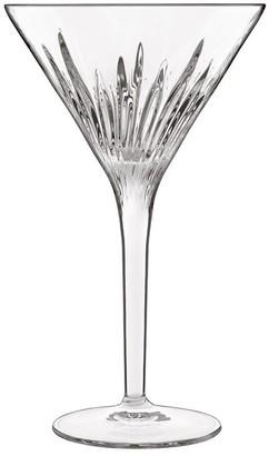 Luigi Bormioli Mixology Martini Crystal Glass 215ml Set of 4