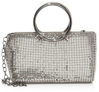 Whiting & Davis Nottinghill Metal Mesh Tote