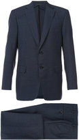 Brioni notched lapel two-piece suit - men - Silk/Mohair/Wool - 54
