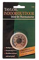 Taylor Stick on Thermometer