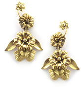 Elizabeth Cole Birch Earrings