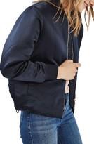 Topshop Women's Sven Bomber Jacket