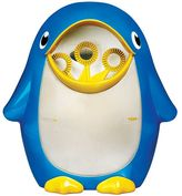 Munchkin Bath Penguin Bubble Blower & Maker - Blue