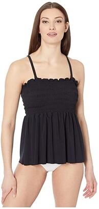 Magicsuit Solid Kelly Tankini (Black) Women's Swimwear