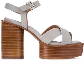 Clergerie Vaina platform sandals