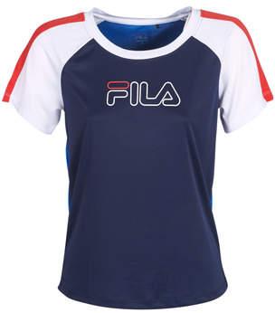 Fila WOMEN IRENE GYM TEE women's T shirt in Blue
