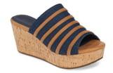 Chocolat Blu Wapi Wedge Sandal