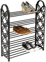 Honey-Can-Do 5-Tier Butterfly Shoe Rack